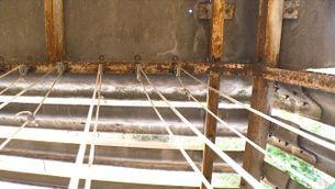 Tests de l'estat del fibrociment als edificis de Badia del Vallès