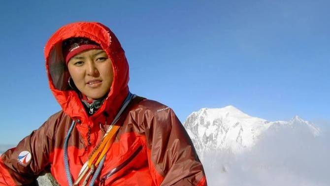 L'alliberament de vuit dones alpinistes del Nepal