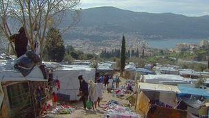 El camp de refugiats de Samos, la vergonya d'Europa