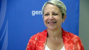 """La nova delegada a la Catalunya Central: """"Treballarem per ser el centre del país a tots els nivells"""""""
