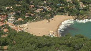 El retrocés de les platges