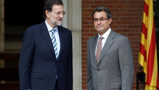 """Mas i Rajoy es reuniran """"sense la pressió que suposa tenir a la porta els mitjans de comunicació"""""""