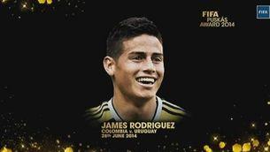 Els tres nominats al millor gol de l'any
