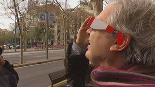 Declaracions sobre l'eclipsi solar a Catalunya
