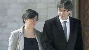 La CUP demana refer ponts i Puigdemont els acusa de dinamitar-los