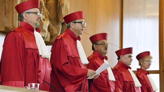 El Tribunal Constitucional alemany avala la compra de bons del Banc Central Europeu