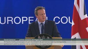 Consell Europeu amb recriminacions a Cameron