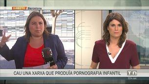 Desarticulen una xarxa que produïa pornografia infantil a Catalunya