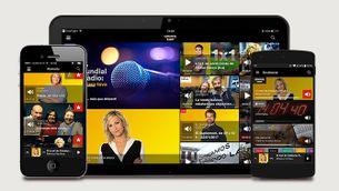 Nova app de Catalunya Ràdio