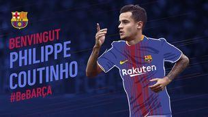 Què aportarà Coutinho al Barça?