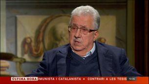 Mor l'historiador Josep Fontana als 86 anys