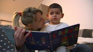 L'Aran té la síndrome STXBP1, una malaltia minoritària que afecta una de cada 90.000 persones