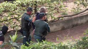 Una de les detencions en el marc de l'operació Judes