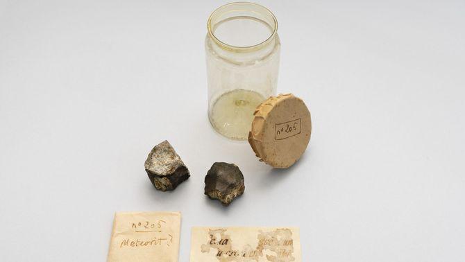 Troben restes del meteorit Barcelona, la bola de foc que el 1704 va caure a Terrassa