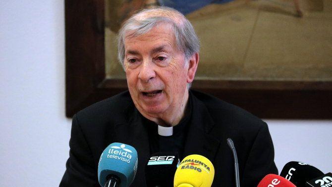 Salvador Giménez Valls, bisbe de Lleida