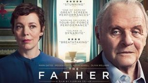 Cartell de The Father