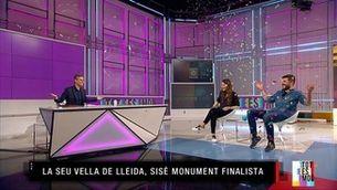 """La Seu Vella de Lleida, l'últim finalista de """"Batalla monumental"""""""