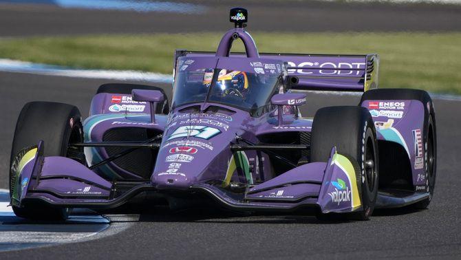 "Indianapolis: ""pole"" per Grosjean i Àlex Palou, quart"