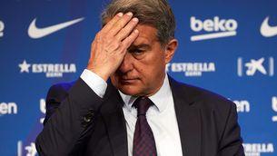 """Laporta: """"El club està pitjor del que m'esperava"""""""