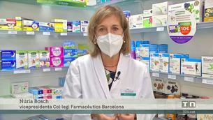 Els testos d'antígens es poden comprar a les farmàcies, tot i que cal recepta