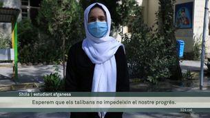 La resistència de les dones de l'Afganistan: por dels talibans i alhora resistència