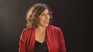 """L'actriu Clara Segura, al programa """"Aire Lliure"""""""