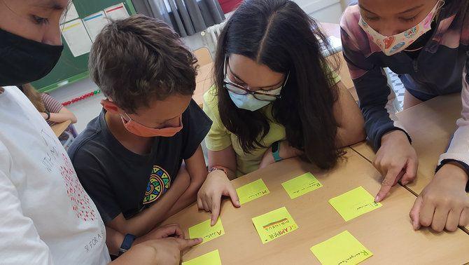 Escola Pere Anton Imatge cedida a l'ACN per la Fundació per a la Creativació