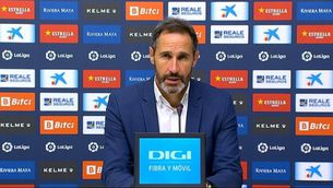 "Vicente Moreno: ""Hem merescut la victòria"""