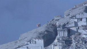 30 morts per erupció volcà al Japó