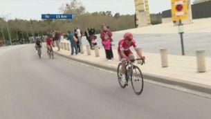 Nairo Quintana guanya la Volta a Catalunya
