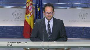 El PSOE demana la dimissió de José Manuel Soria