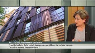 L'entrevista del diumenge, amb Ada Colau