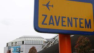 El nou detingut treballava a l'aeroport de Zaventem (Reuters)