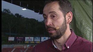 """Entrevista a Pablo Machín a l'""""Esport Club"""": """"No serveix de res la gran temporada que hem fet"""""""