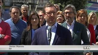 Imatge de:Els populars afirmen que hi haurà una resposta contundent i des de la unitat politica als independentistes
