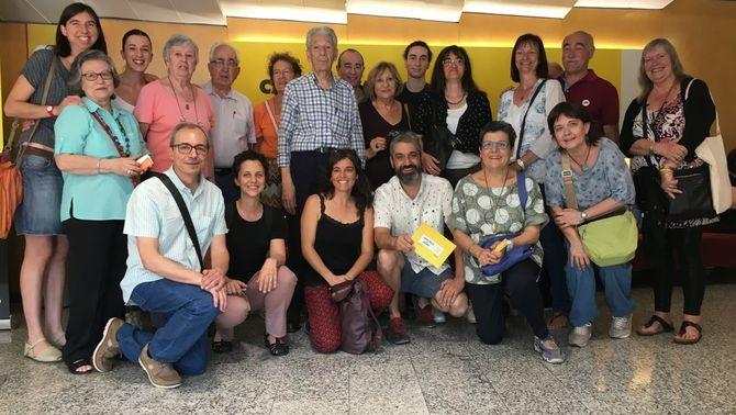 Èxit de participació a la jornada de portes obertes dels 35 anys de Catalunya Ràdio