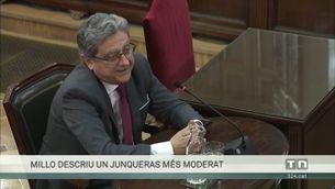 Millo explica que intentava persuadir Puigdemont perquè aturés el referèndum