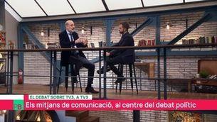 """Antoni Bassas: """"Si TV3 té molta audiència és perquè està ben feta"""""""