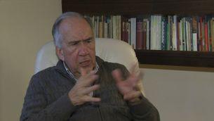 El poeta català Joan Margarit guanya el Premi Cervantes, el més important de les lletres castellanes