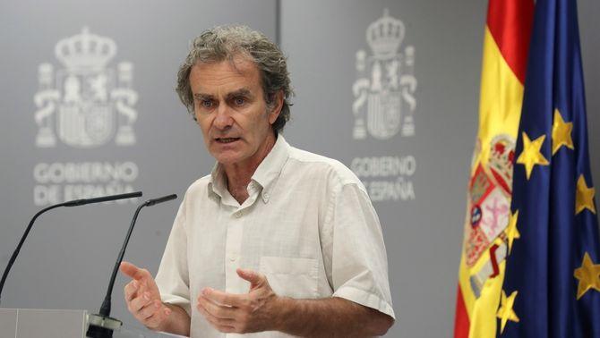 """Simón augura més brots a Lleida perquè la campanya de la fruita """"no es pot aturar"""""""