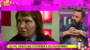 El crític de cinema Toni Garcia.