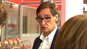 Salvador Illa serà el candidat del PSC a les eleccions catalanes, en substitució de Miquel Iceta