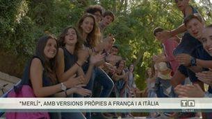 """La sèrie """"Merlí"""" tindrà adaptacions a França i Itàlia"""