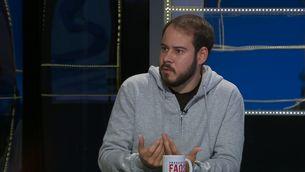"""Pablo Hasél: """"Intentaré que la presó sigui una trinxera més de lluita"""""""