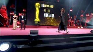 Palmarès de la tretzena edició dels Premis Gaudí