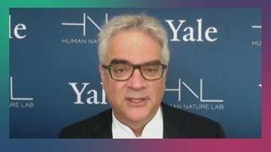 """Nicholas Christakis: """"A partir del 2024 viurem una disbauxa sexual"""""""