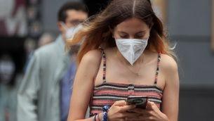 Sánchez anuncia que la mascareta no serà obligatòria al carrer a partir del 26 de juny