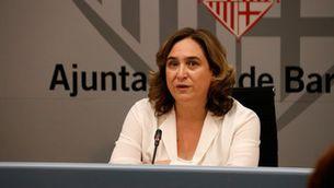Ada Colau liderarà la xarxa de ciutats contra la crisi climàtica a Europa