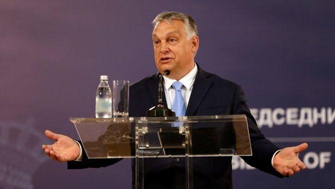 El primer ministre hongarès, Viktor Orbán