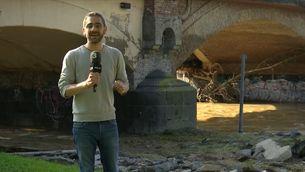 Postals de devastació del primer a l'últim poble que ressegueix el riu Ahr